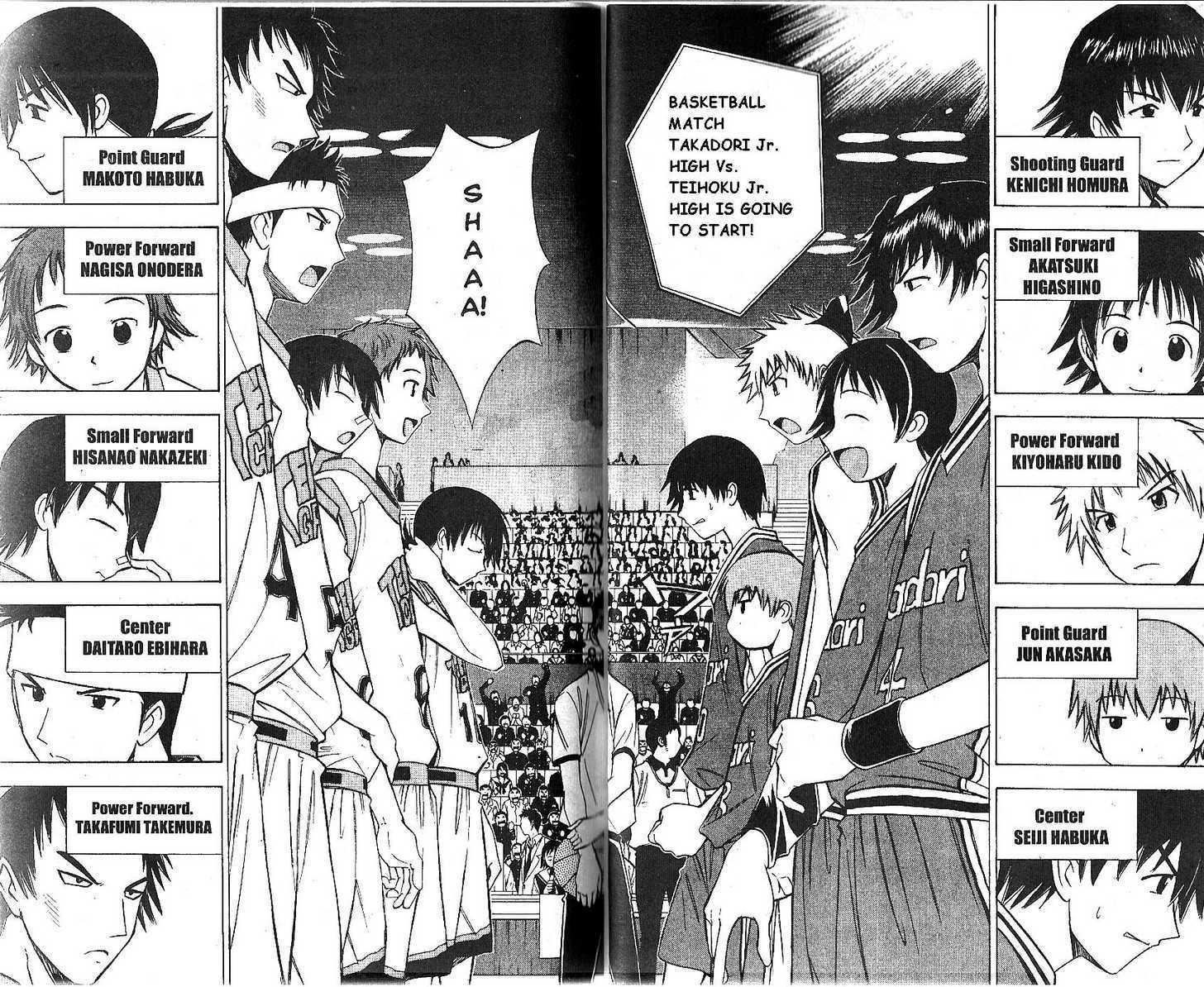 Fight no Akatsuki 59 Page 3