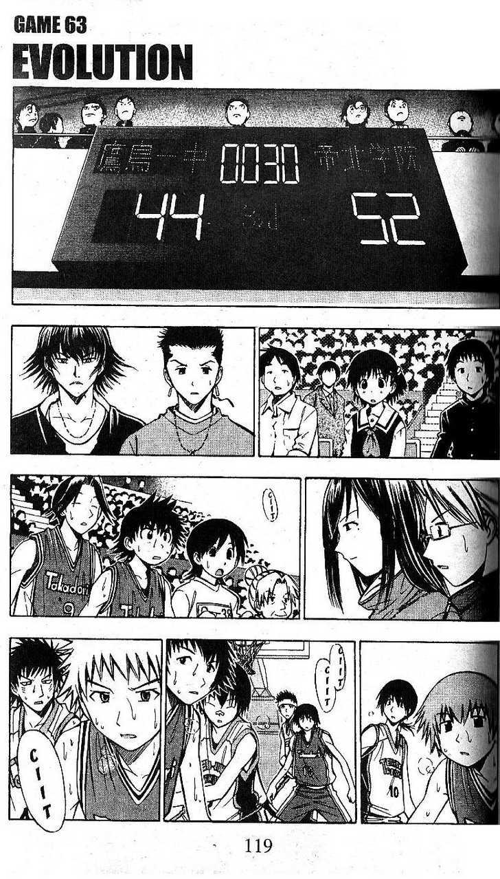 Fight no Akatsuki 63 Page 1