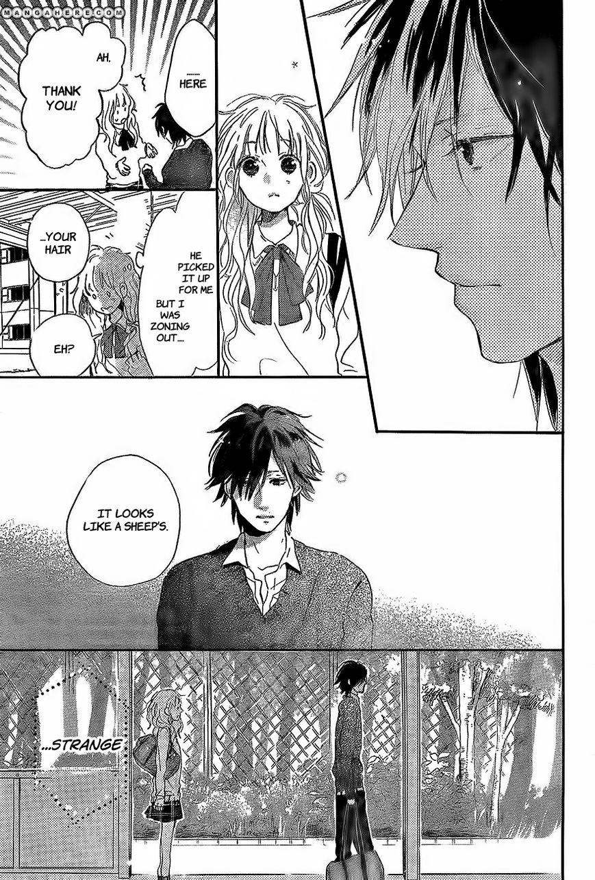 Hana to Rakurai 2 Page 3