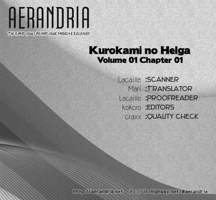 Kurokami no Helga 1 Page 3