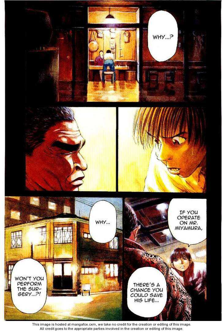 Say Hello to Black Jack 10 Page 1