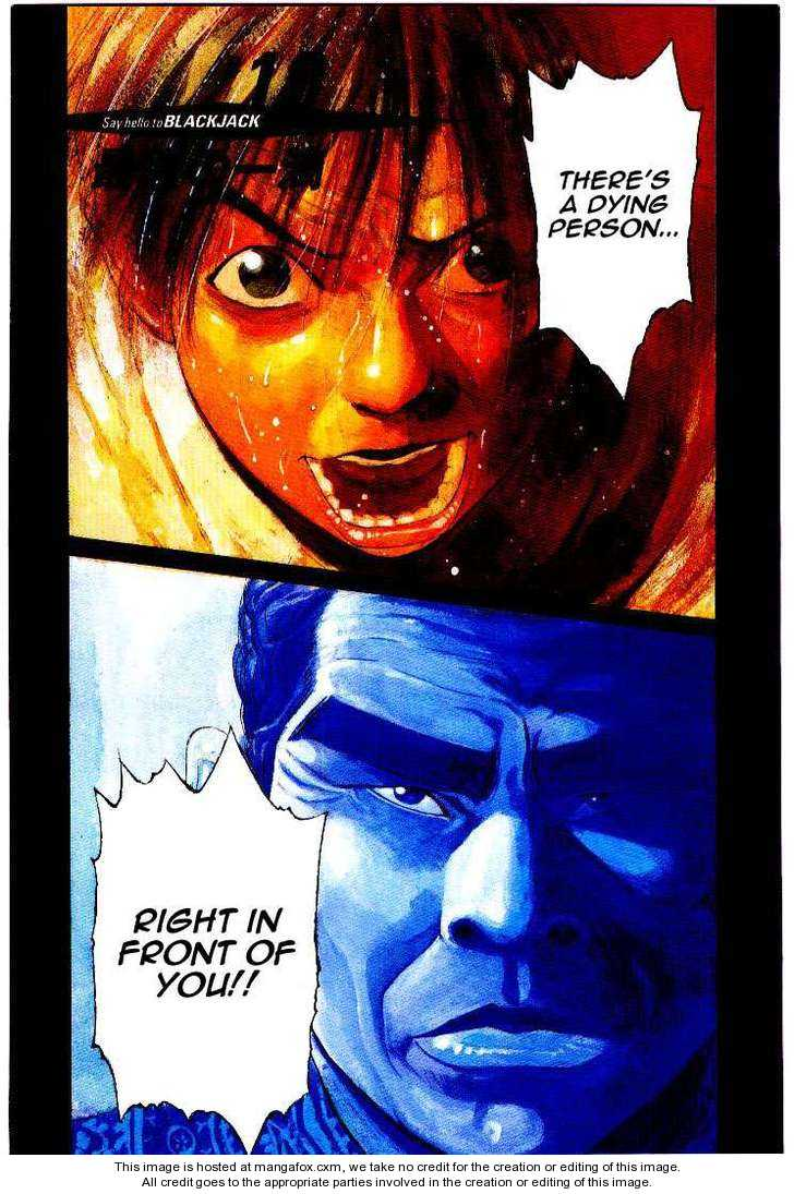 Say Hello to Black Jack 10 Page 2