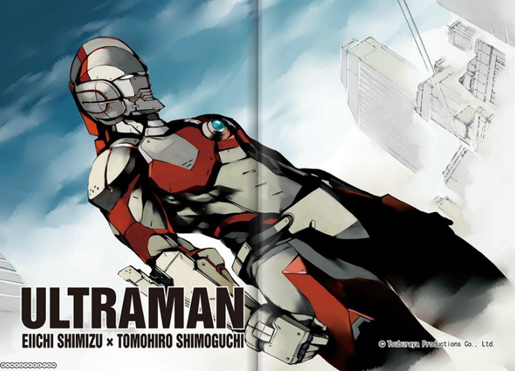 Ultraman 1 Page 2