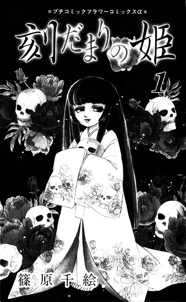 Tokidamari no Hime 1 Page 3