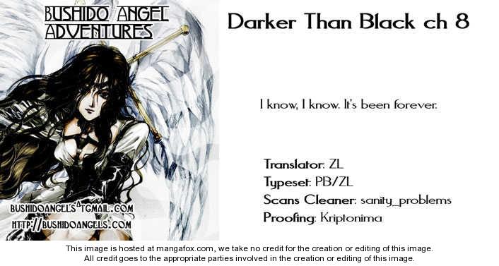 Darker than Black 8 Page 2