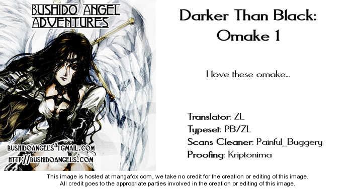 Darker than Black 8.5 Page 2