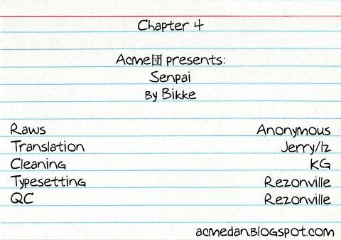 Senpai 4 Page 1