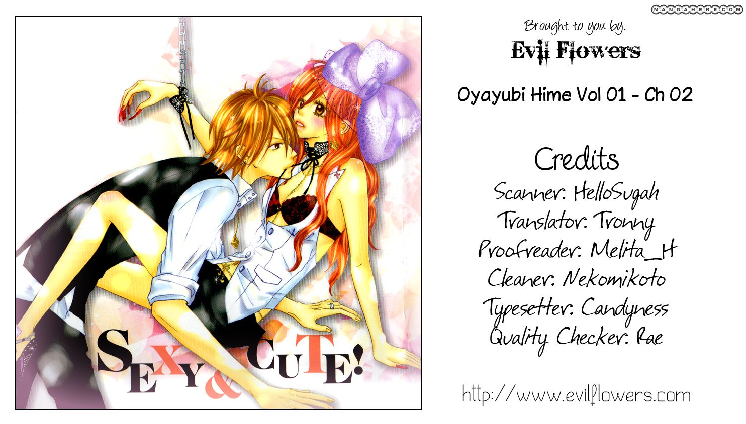Oyayubi Hime 2 Page 1