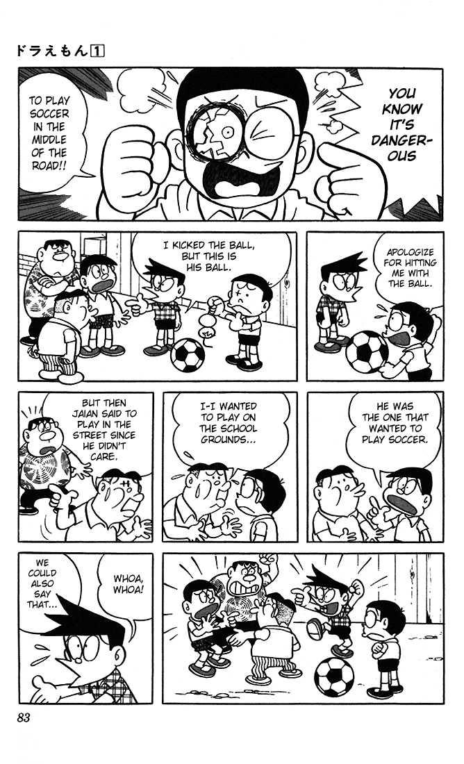 Doraemon 7 Page 3