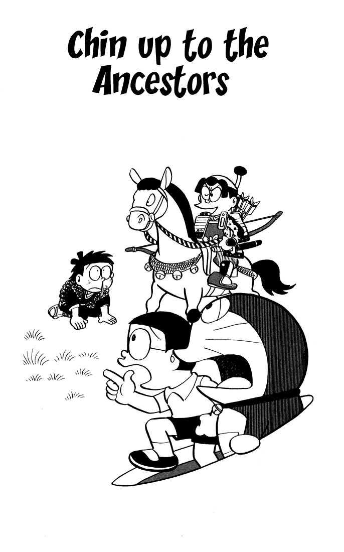 Doraemon 8 Page 2