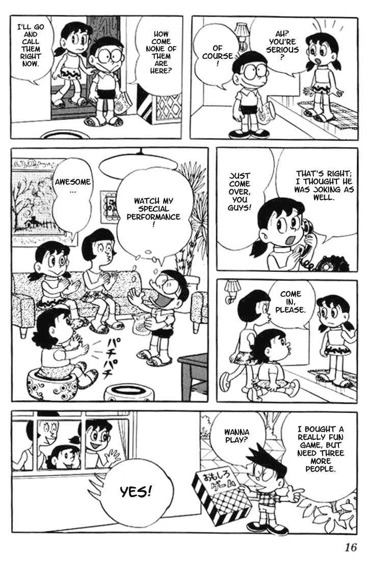 Doraemon 18 Page 2