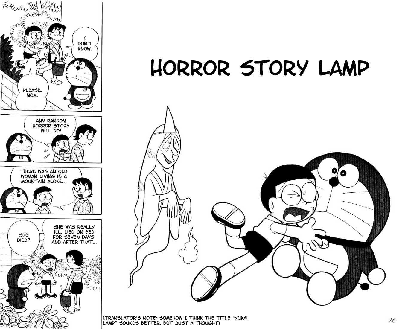 Doraemon 19 Page 1