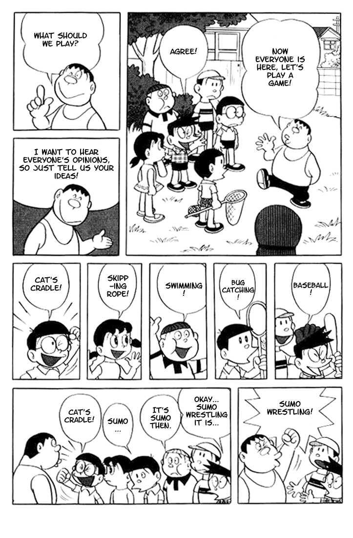 Doraemon 20 Page 3