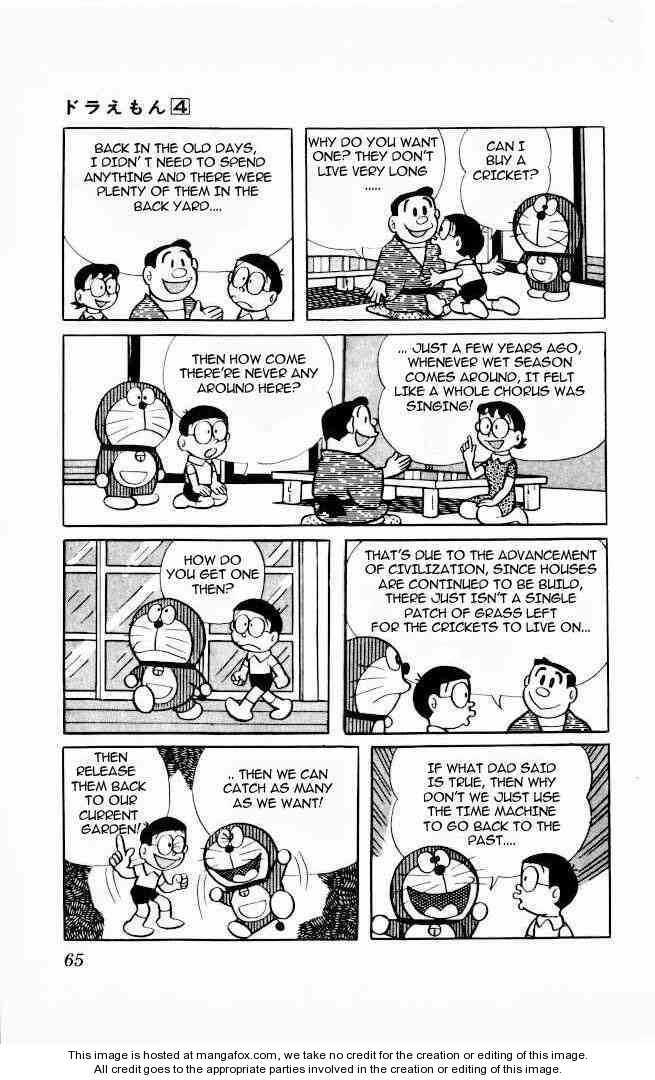 Doraemon 58 Page 3