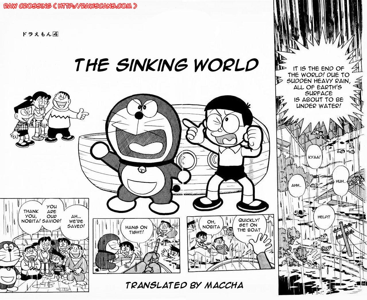 Doraemon 62 Page 1