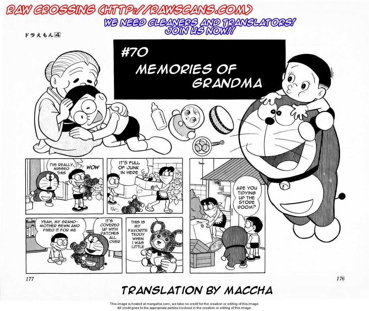 Doraemon 70 Page 1