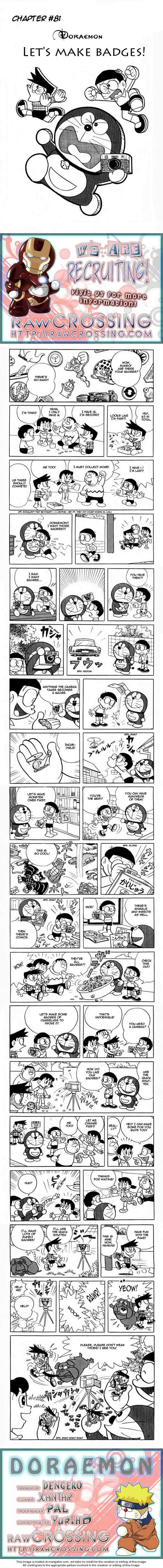 Doraemon 81 Page 1