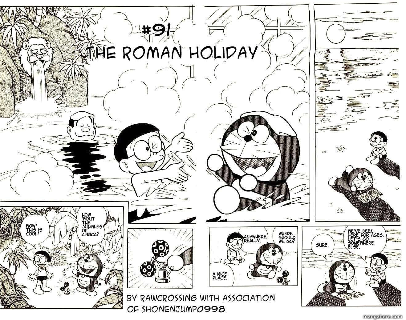 Doraemon 91 Page 1