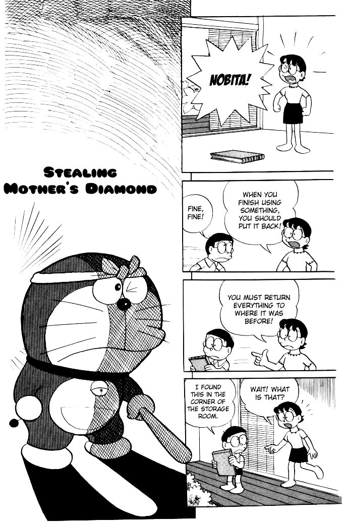 Doraemon 113 Page 1