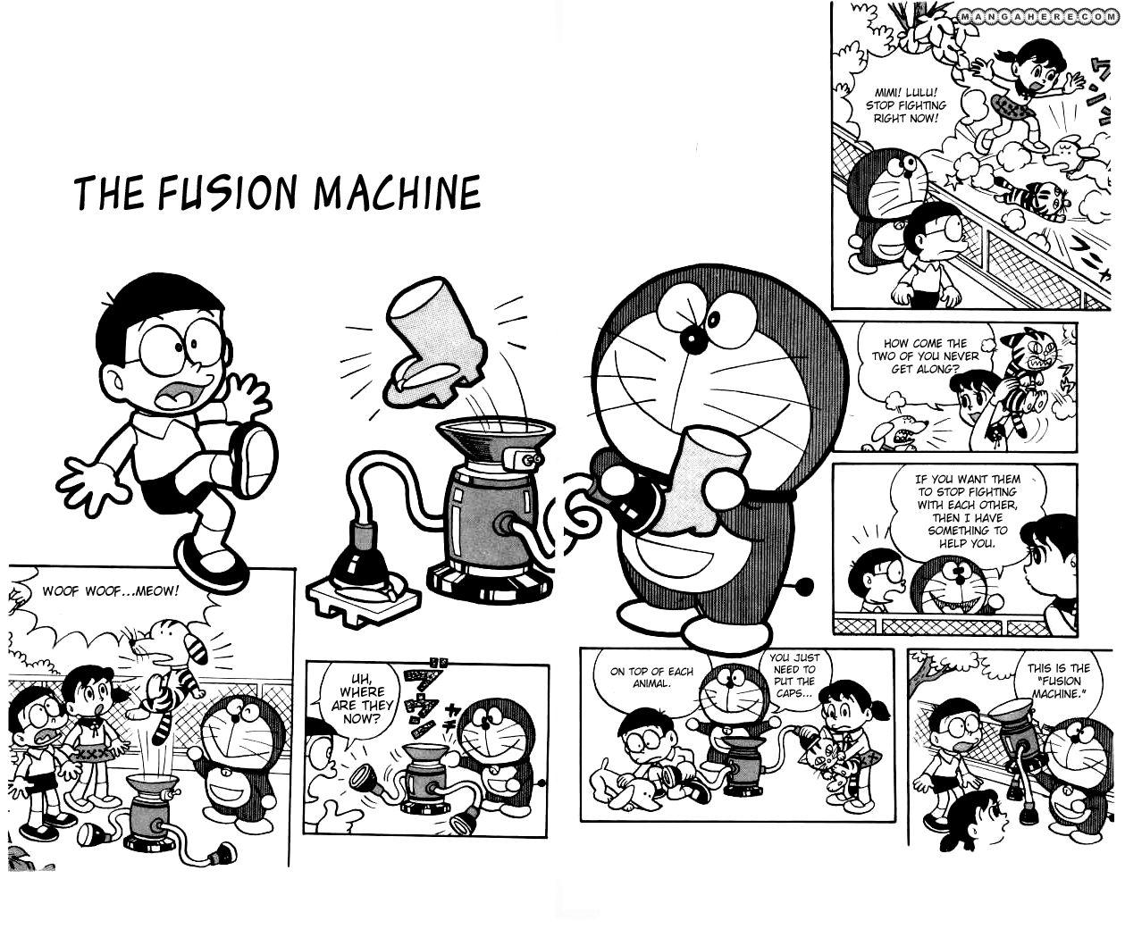 Doraemon 119 Page 3