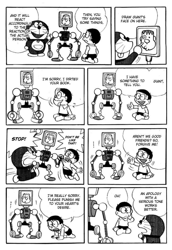 Doraemon 121 Page 4