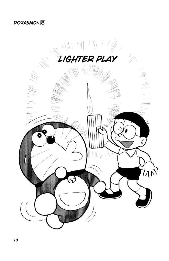Doraemon 127 Page 1