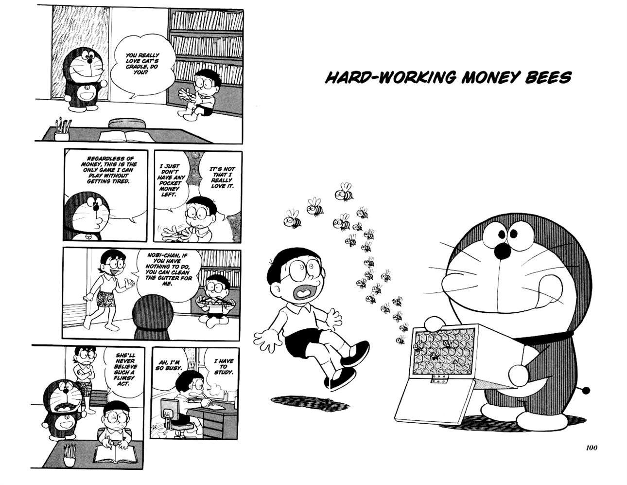 Doraemon 137 Page 1