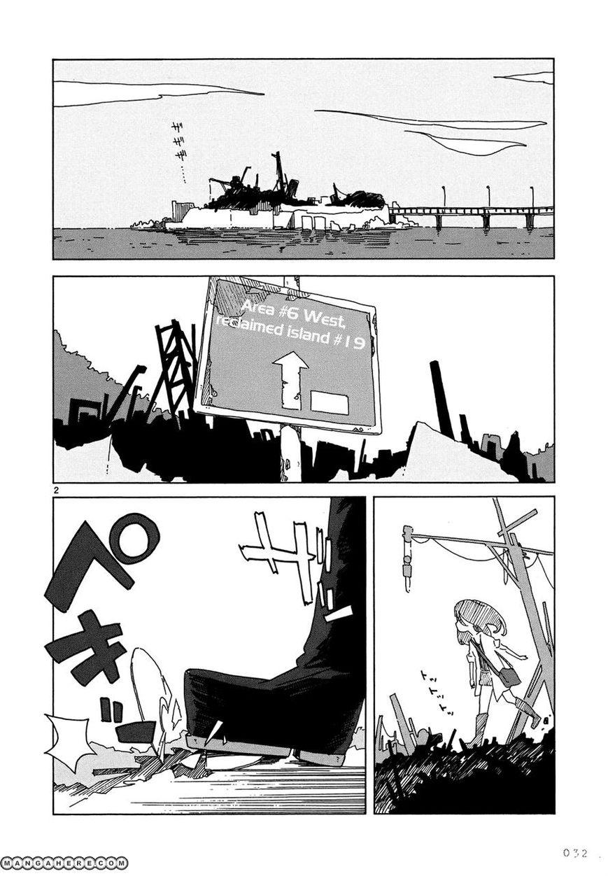 Jinrui wa Suitai Shimashita: Nonbirishita Houkoku 2 Page 3