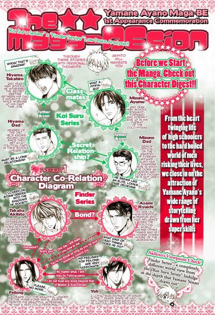 Koisuru Finder no Hyouteki 2 Page 3