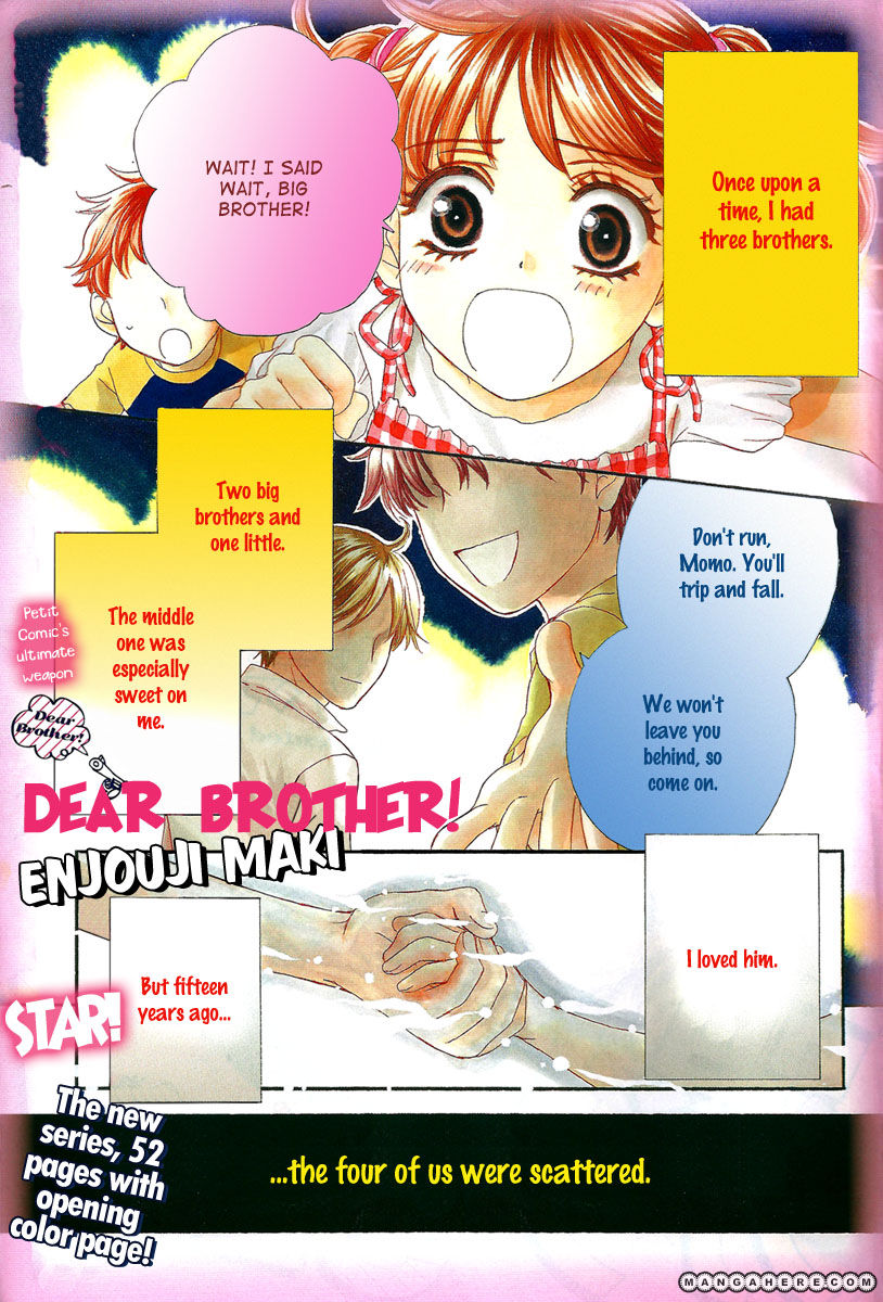 Dear Brother! 1 Page 3