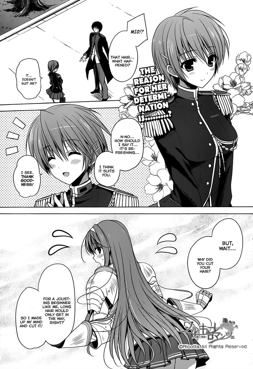 Walkure Romanze - Shoujo Kishi Monogatari 5 Page 2