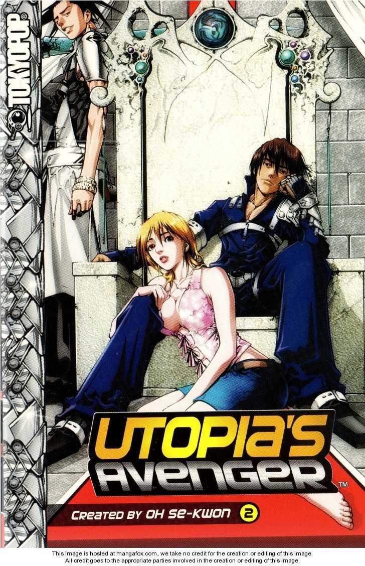 Utopia's Avenger 12 Page 1