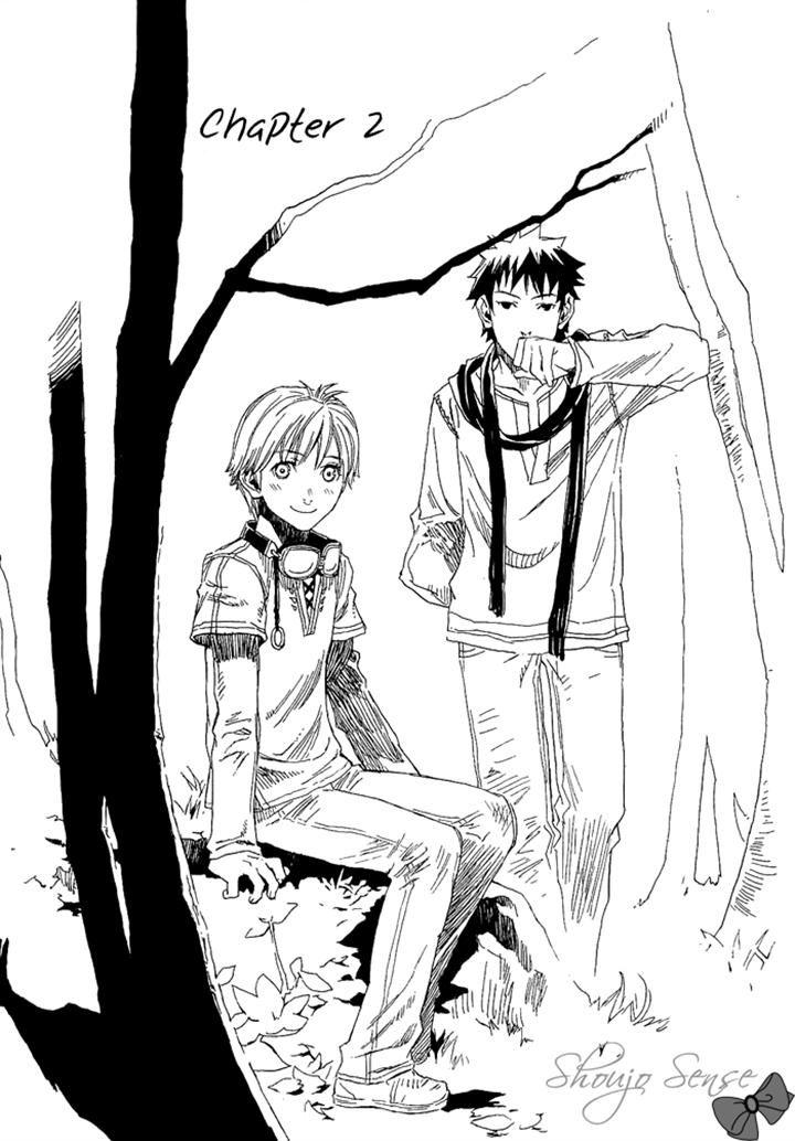 Harizuki Kagerou Enshimonogatari 2 Page 2