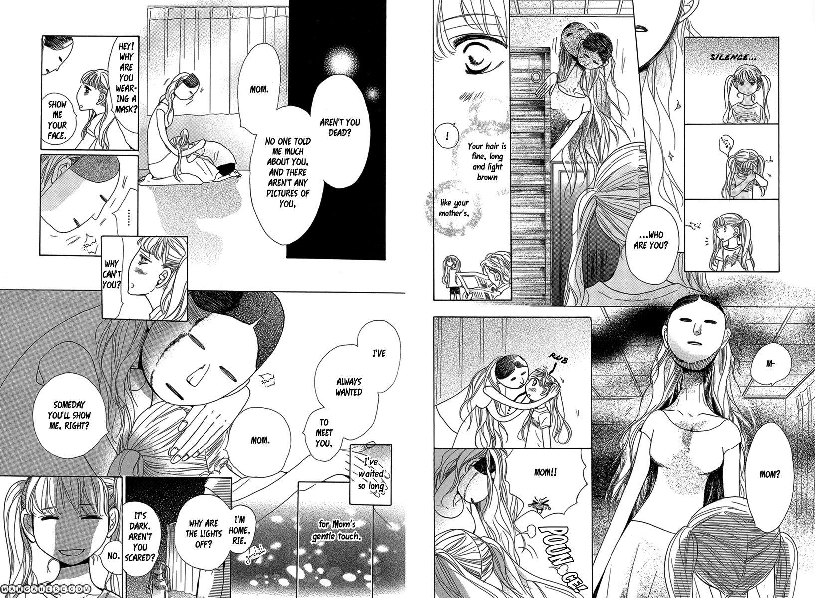 Anata wa Watashi no Taisetsuna Okaasan 1 Page 3