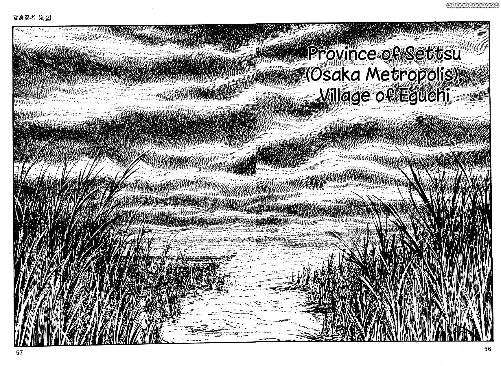 Henshin Ninja Arashi 7 Page 2