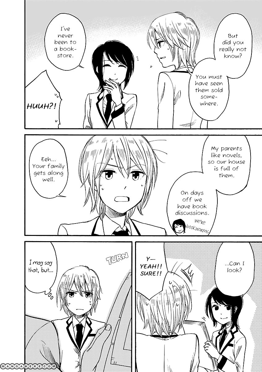 Zenryaku, Yuri no Sono yori 5 Page 2