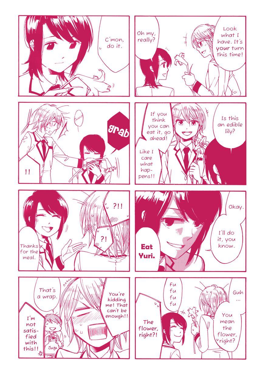Zenryaku, Yuri no Sono yori 7.5 Page 3