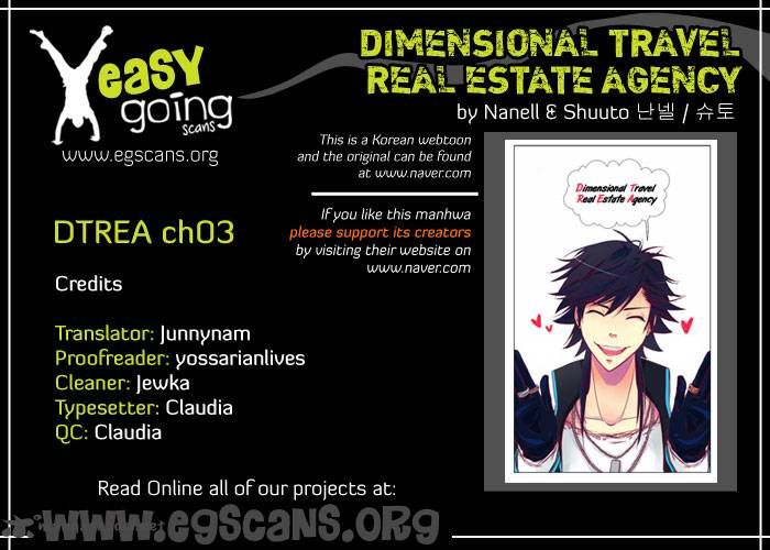 Dimensional Travel Real Estate Agency 3 Page 1