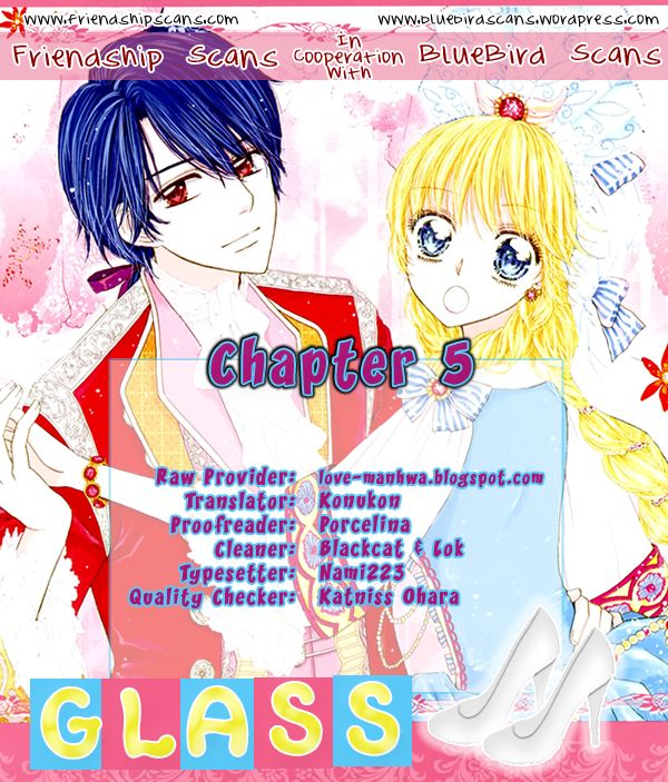 Glass Shoes (IM Hae Yeon) 5 Page 1