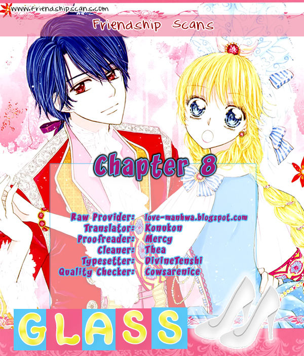 Glass Shoes (IM Hae Yeon) 8 Page 1