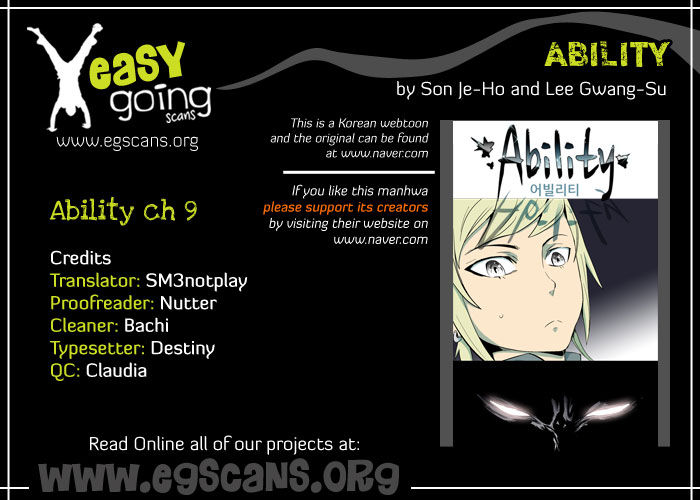 Ability 9 Page 1