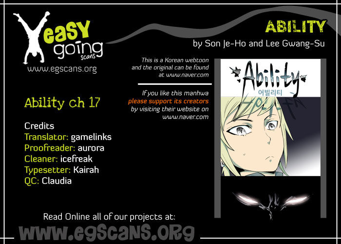 Ability 17 Page 1