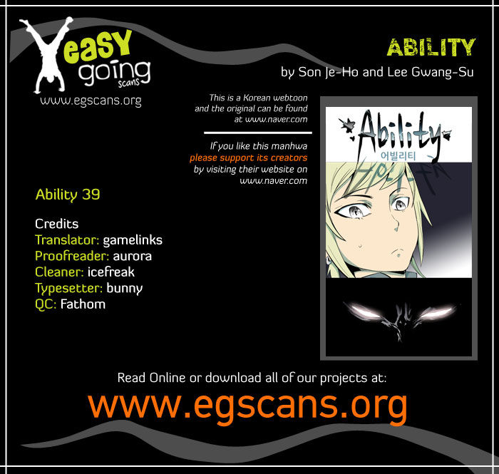 Ability 39 Page 1