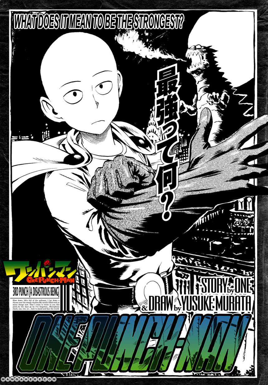 Onepunch-Man 3 Page 2