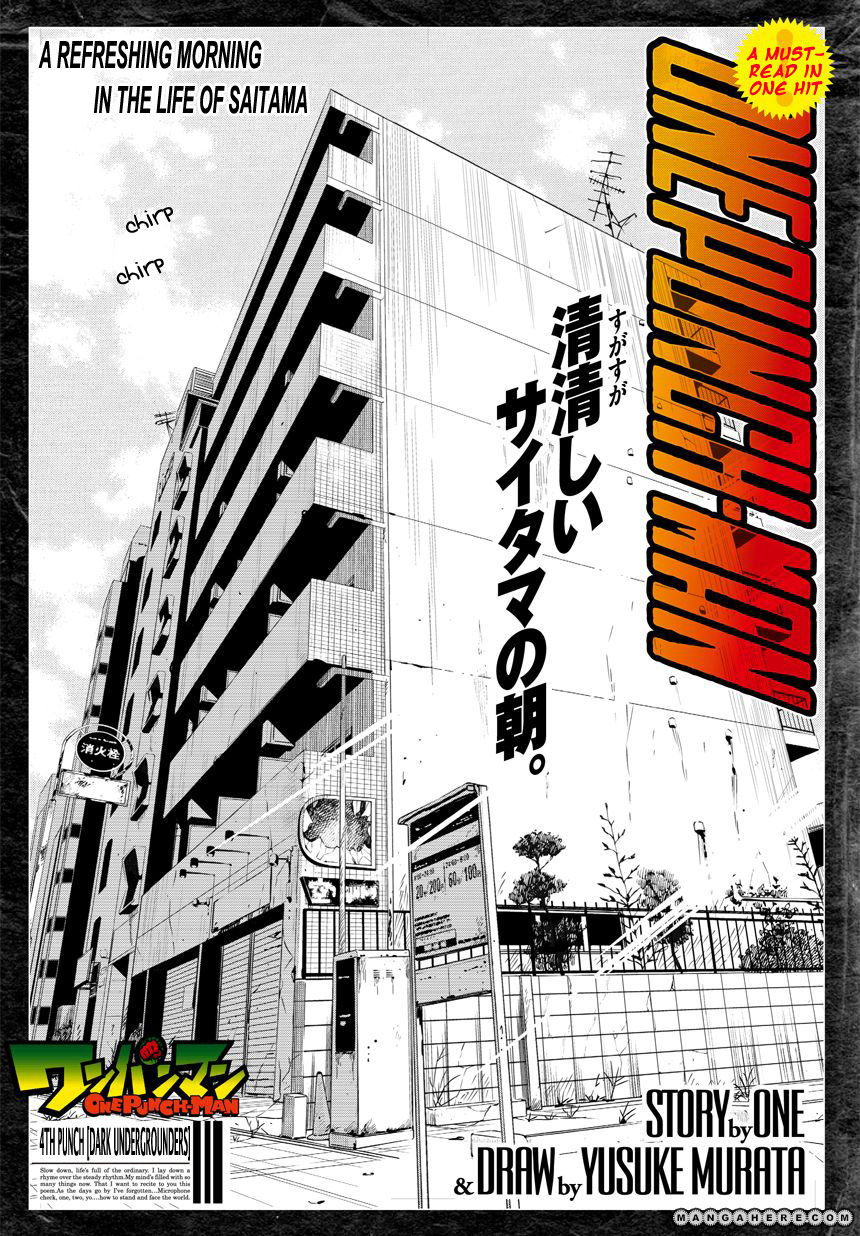 Onepunch-Man 4 Page 2