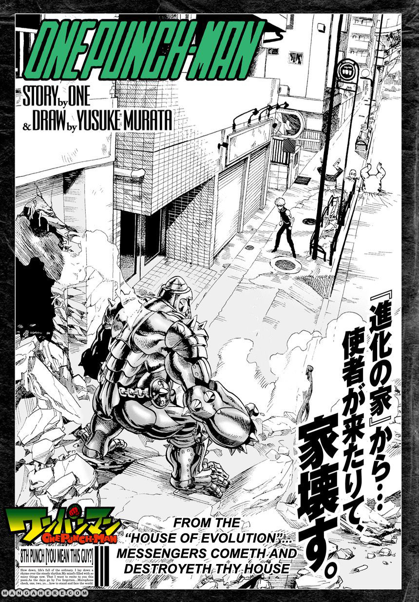 Onepunch-Man 8 Page 2