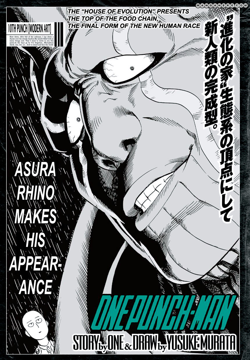Onepunch-Man 10 Page 2