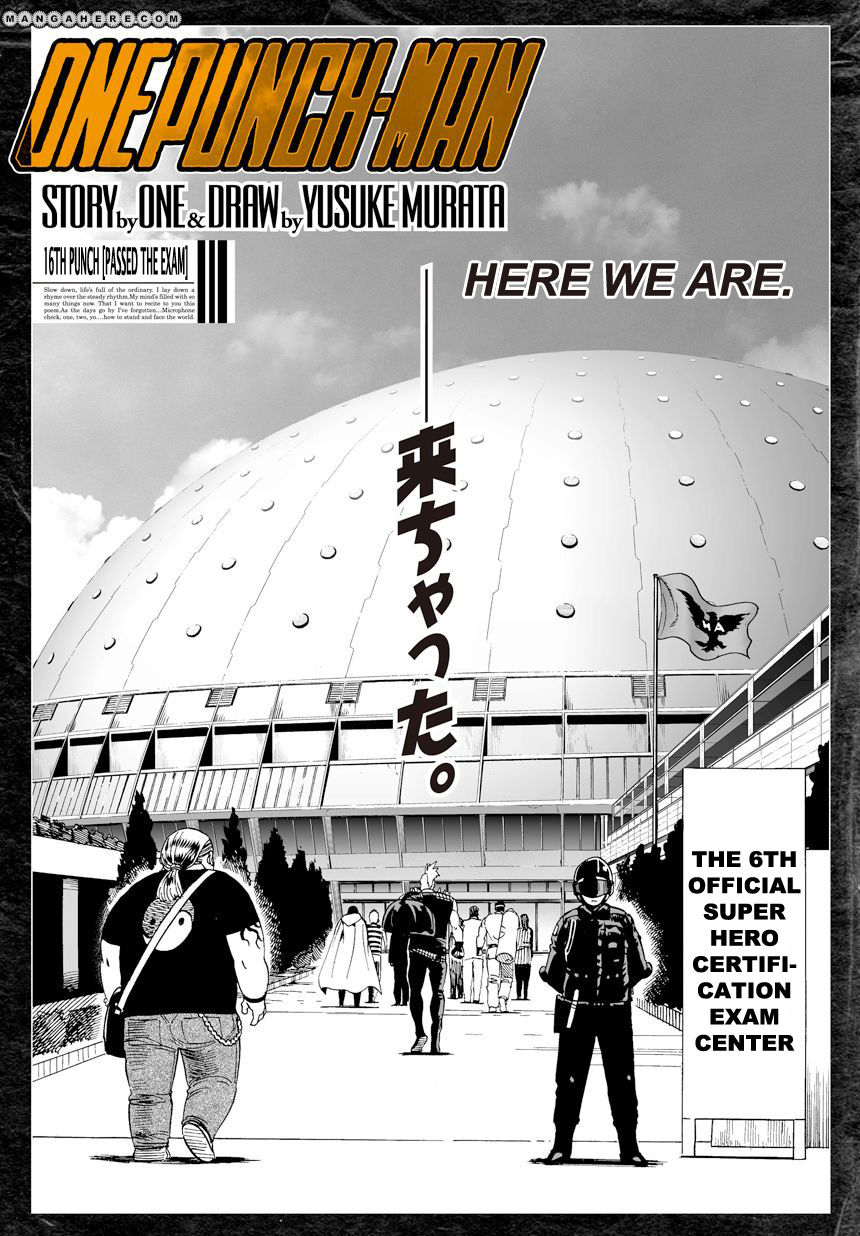 Onepunch-Man 16 Page 2