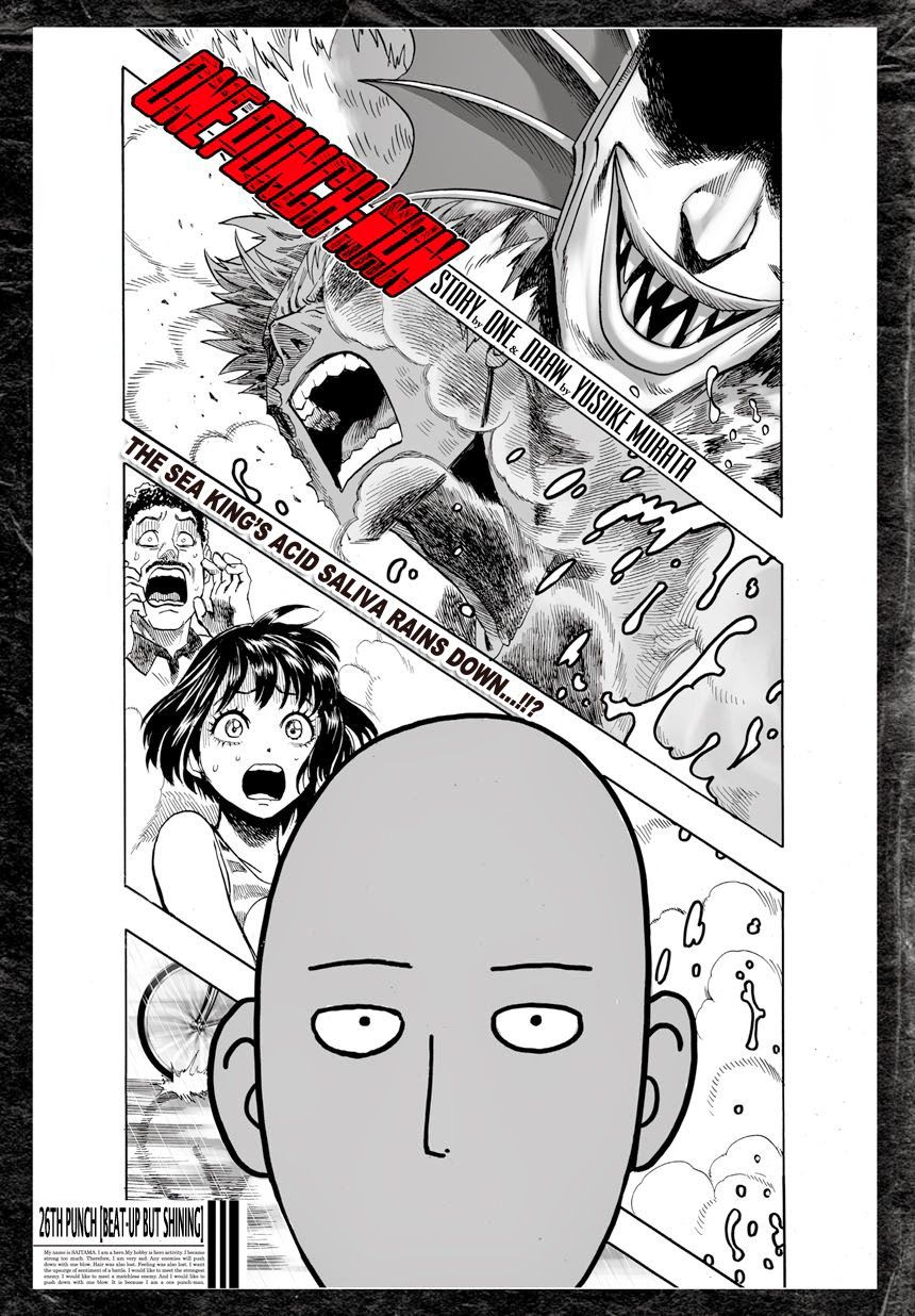 Onepunch-Man 26 Page 2