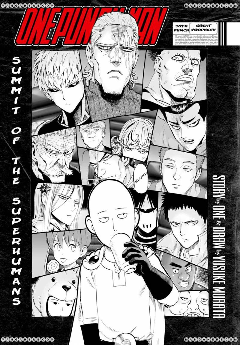 Onepunch-Man 30 Page 2